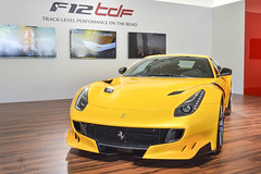 Presentation (Beyond Speed) Tags: ferrari f12 tdf f12tdf supercar supercars automotive automobili car cars carspotting nikon v12 yellow mugello mugellocircuit finalimondiali finalimondialiferrari
