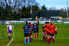 Witney 3's vs Swindon College-1059