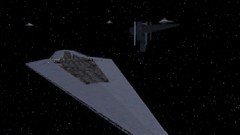Imperial Fleet (BarricadeCaptures) Tags: star wars dark forces mission ii talay tak base after massacre imperial destroyer executor arc hammer game screenshot screencap