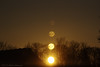 Celestial mood (Natali Antonovich) Tags: sky sun parallels celestialmood belgium tervuren belgie belgique light nature happening