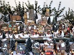 Ocala, FL, Appleton Museum of Art, Christmas Town Display (Mary Warren (8.7+ Million Views)) Tags: ocalafl appletonmuseumofart architecture building art christmas decoration