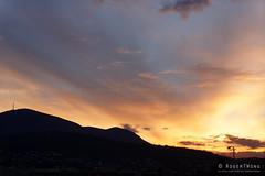 20170404-01-Hobart sunset (Roger T Wong) Tags: 2017 australia cenotaph domain hobart mtwellington rogertwong sel2470z sony2470 sonya7ii sonyalpha7ii sonyfe2470mmf4zaosscarlzeissvariotessart sonyilce7m2 tasmania clouds sky sunset