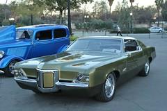 2017 Grand National Roadster Show (USautos98) Tags: 1969 pontiac grandprix 2door hardtop billmitchell hotrod streetrod custom grandnationalroadstershow gnrs pomona california