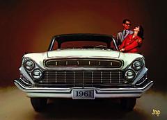 1961 Desoto (crimsontideguy) Tags: adverting chrysler desosto mopar vintage history 1961 cars automobiles art yesterday transportation