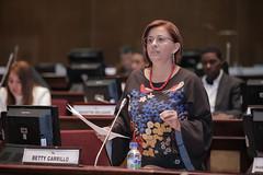 Betty Carrillo - Sesión No.445 del Pleno de la Asamblea Nacional / 19 de abril de 2017 (Asamblea Nacional del Ecuador) Tags: asambleanacional asambleaecuador sesiónno445 pleno plenodelaasamblea plenon445 445 bettycarrillo