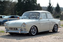 Volkswagen Type 3 1500 Notchback (seb !!!) Tags: 2017 auto automobile automovel automovil automobil coupé coach canon 1100d cars anciennes ancienne old oldtimers populaire seb france voiture wagen car coffee breuilpont allemande allemand deutschland german germany deutsch photo picture foto image bild imagen imagem blanc blanche white blanco branco bianco weiss beige bege classique classic klassic look