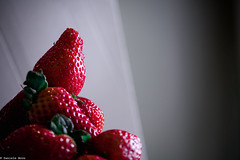STRAWBERRY (ilBovo) Tags: ilbovo fragola strawberry passione passion spring red rosso primavera danielebovo