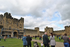 DSC_6583 (nordic lady) Tags: alnwick castle harry potter sightseeing england alnmouth holidays easter 2017