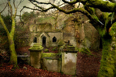 Dorothea (PentlandPirate of the North) Tags: plas talysarn chapel dorothea quarry slate ruin derelict northwales