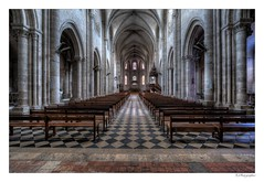 Abbatiale Notre-Dame de Beaugency (JG Photographies) Tags: europe france french loiret centre val de loire eglise beaugency religieux hdr jgphotographies canon 7dmarkii romane