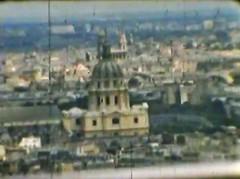 Film Reisen Paris07 Eiffelturm Aussicht (rerednaw_at) Tags: schmalfilmnormalacht vergangenheit reisen paris eiffelturm aussicht