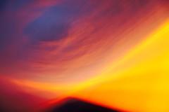 Sunset on Mauna Kea (judy dean) Tags: hawaii maunakea mountain 13000ft sunset icm