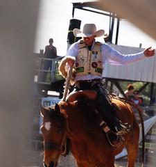 P3110179 (David W. Burrows) Tags: cowboys cowgirls horses cattle bullriding saddlebronc cowboy boots ranch florida ranching children girls boys hats clown bullfighters bullfighting