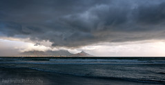 Drama Queen (Panorama Paul) Tags: paulbruinsphotography wwwpaulbruinscoza southafrica westerncape capetown tablemountain blaauwbergbeach waves clouds beach sunset nikond800 nikkorlenses nikfilters