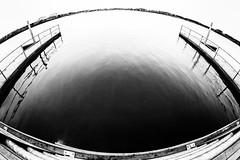 Fish Eye Fun (Wade Brooks) Tags: 2017 april canon eosm fisheye lakecrabtree m5 explored water docks