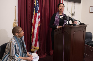 MMB@ Press Conference with Congresswoman Eleanor Holmes Norton01-03-2017.Khalid-Naji-Allah (8 of 16)