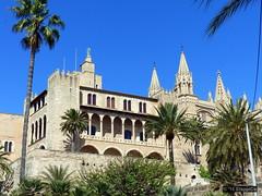 Mallorca '15 - Palma - 04 - Palast 01 (Stappi70) Tags: urlaub spanien schloss palmademallorca palma palaudelalmudaina palast mallorca altegebäude e