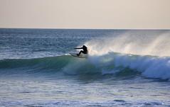 Wave rider (Adam Burke1) Tags: surf surfer wave ocean action bude