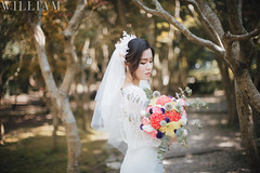 WIL_0372-2-6 (WillyYang) Tags: 50mm 50mmf12 50l 50mmf12l canon bride gown beauty bokeh bokehlicious