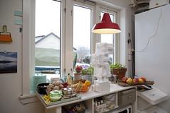 Styrofoam brutalism in daylight (Beathe) Tags: sando home kitchen counter brutalism sculpture img1408
