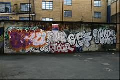 Various... (Alex Ellison) Tags: shu shu2 dds shoreditch eastlondon urban graffiti graff boobs