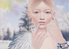 My Destiny. (Katy Hastings) Tags: arte catwa egozy empire minimal new snow theguardianevent