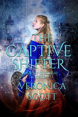 The Captive Shifter (CoverReveals) Tags: magic witches shifters leopard paranormal romance fantasy