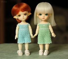 #118 (Ulanna) Tags: latiyellow knittiing crochet overall clothes
