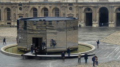 436 (udain.tomar) Tags: france paris outdoor wandering photography louvre musuem musee artifacts history lavish glass