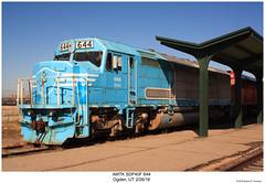 DYRX SDP40F 644 (Robert W. Thomson) Tags: dyrx dynamicrailpreservation amtk amtrak emd diesel locomotive sixaxle sdp40f sdf402 train trains trainengine railroad railways ogden utah
