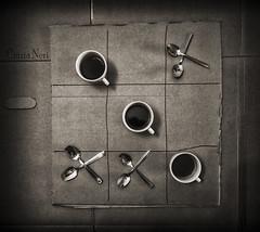 coffee time (LaCiz) Tags: lifestyle stilllife coffee caffè bw