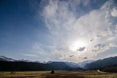 Moraine Park, Rocky Mountain National Park (adcristal) Tags: rockymountainnationalpark rmnp county colorado co morainepark moraine park rocky mountain national rockymountains sunset nikond7000 tokina1116mmf28 nationalpark larimer larimercounty