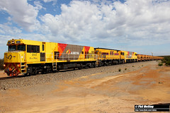 12 March 2017 2512 P2508 P2506 1720 Northern Gully (RailWA) Tags: railwa philmelling 2512 p2508 p2506 1720 northern gully aurizon geraldton midwest