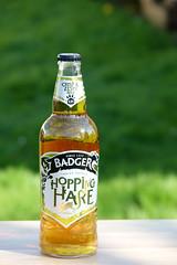 Beer Badger Hopping Hare DSC00290 (rowchester) Tags: beer birra biere stakol olut cerveza ol piwo badger hopping hare blandford dorset crisp zesty
