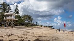 Beach combers (Janet Marshall LRPS) Tags: beach swansea nsw cityoflakemacquarie hunterregion australia lifeboatstation beachcombers