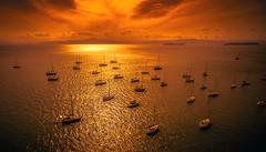 Céu de Santo Antônio (Evandro Badin) Tags: santoantoniodelisboa santoantonio barcos mar sea drone