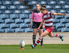 Murrayfield Wanderers Ladies V Jordanhill-Hillhead  BT Final 1-198 (photosportsman) Tags: murrayfield wanderers ladies rugby bt final april 2017 jordanhill hillhead edinburgh scotland sport