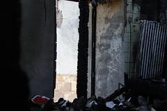 HausBrand060 (hgyx) Tags: feuer brand zerstörung erkalten spuren