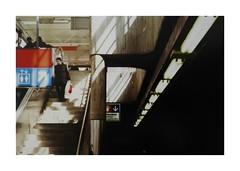 METRO I (idasalminen) Tags: filmphotography shadow light canoneos500n kodakgold200 helsinki