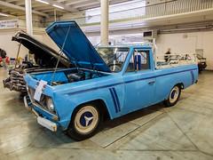 1980 Škoda Kamyonet pick-up (The Adventurous Eye) Tags: 1980 škoda kamyonet pickup skoda 1203 sa