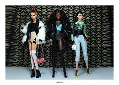 Reckless Girls (L.Royalty55) Tags: nuface nu face nadja islay ayumi totalbetty giselle akagigi rhymes nakamura diefendorf recklesscollection doll integritytoys it toy