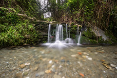Gorg de Can Bosquets (Carra.Dfgdef) Tags: sony a7 ilce ilce7 sonya7 sonyilce7 fullframe mirrorless nex alpha canon ef 1740mm f4 lseries llens luxury canonef1740mmf4usml landscape water waterfall slowwater nature forest lafloresta green heaven peace quiet photography landscapephotography longexposure polarizer polarizerfilter 77mm trees rocks mood atmosphere rio gorgdecanboquets vallvidrera collserola lesplanes spain catalunya barcelona ultrawideanglelens zoom zoomlens colors spring