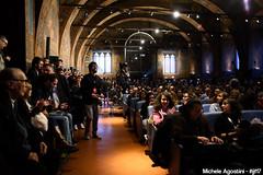 Lercio e l'era della post-falsità - Lercio and the post-falsity era #ijf17 (International Journalism Festival) Tags: lercio biondi lattanzi michielotto pisani ijf17 saladeinotari inconversation