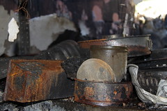 HausBrand011 (hgyx) Tags: feuer brand zerstörung erkalten spuren