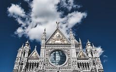 duomo di siena (ncgflick) Tags: nikon d5300 duomo di siena dome cathedral dom clouds wolken tokina