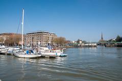 Floating Harbour (Baker_1000) Tags: 2017 bristol spring nikon d90 nikond90 raw harbour harbourside boat