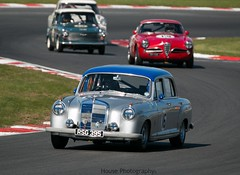 Touring Greats (1) ({House} Photography) Tags: hrdc touring greats tc63 brands hatch uk kent fawkham indy circuit racing motorsport car automotive canon 70d sigma 150600 contemporary housephotography timothyhouse old classic saloons rare mercedes benz german