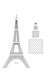 "Eiffel Tower • <a style=""font-size:0.8em;"" href=""http://www.flickr.com/photos/8211442@N08/34108196145/"" target=""_blank"">View on Flickr</a>"