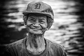 portrait pécheur philippines