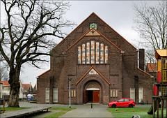 Тилбург, Голландия, Церковь св. Gerardus Majella (zzuka) Tags: тилбург голландия tilburg netherlands